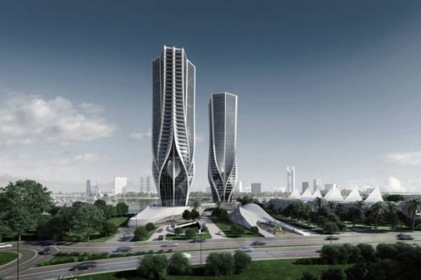 Япония отказалась от плана стадиона, предложенного Zaha Hadid Architects