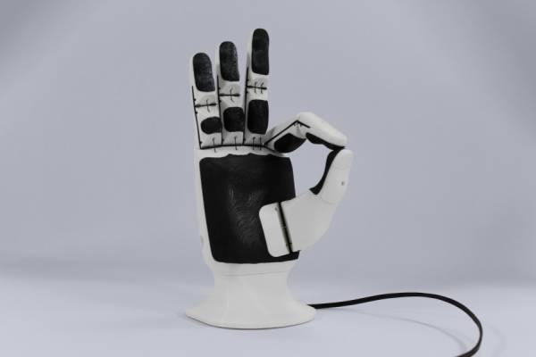 Brunel Hand 2.0 - будущее кистевых протезов