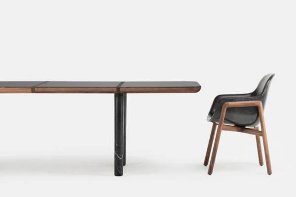 Коллекция мебели от Луки Никетто