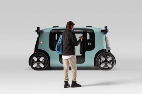 Беспилотный электрокар — такси будущего