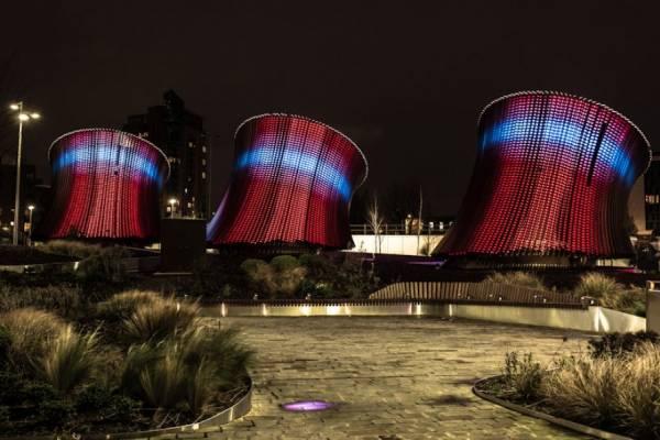"""""""NOMA"""" - многофункциональная инсталляция в Манчестере"""