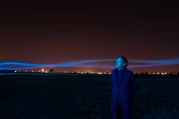 Waterlicht — виртуальное наводнение, или LED-инсталляция от Даана Розгарда