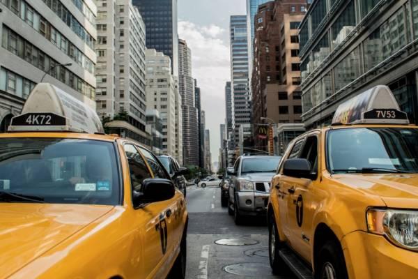 Автономные электротакси могут сократить выбросы на 94%
