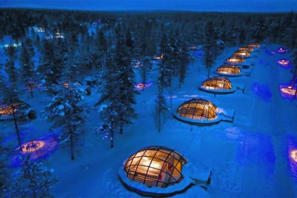7 странных и чудесных отелей в разных уголках света
