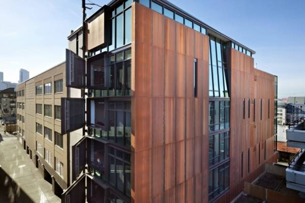 Art Stable от архитектурной студии Olson Kundig Architects