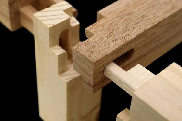 Tsugite хранит традиции японской мебели