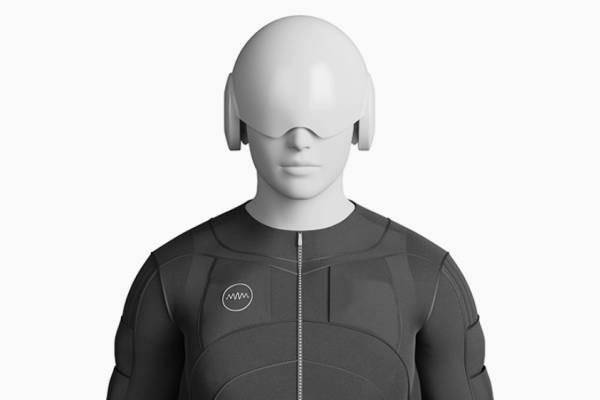 Tesla Studios разрабатывают костюм виртуальной реальности (TeslaSuit)