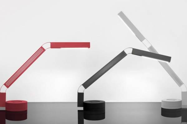 Fade Task Light – лампа без движущихся частей, имитирующая закаты