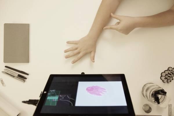 Tactum превратит тело человека в интерфейс для создания аксессуаров для 3D-печати