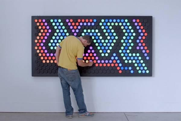 Интерактивная световая игрушка Everbright от студии Hero Design